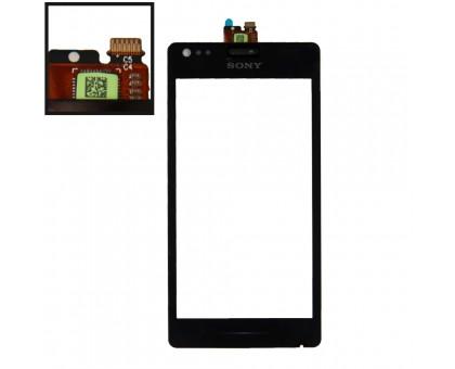 Тачскрін (сенсор) для Sony C1904 Xperia M / C1905 / C2004 / C2005, чорний